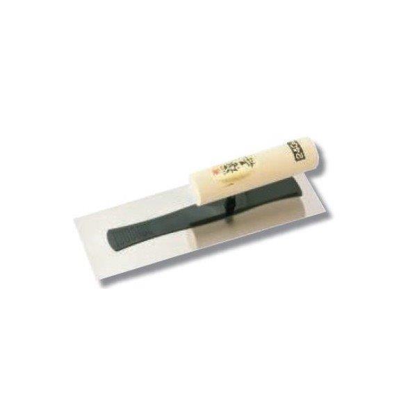 Llana acero punta cuadrada japonesa especial de gran calidad para enfoscados y fratasados