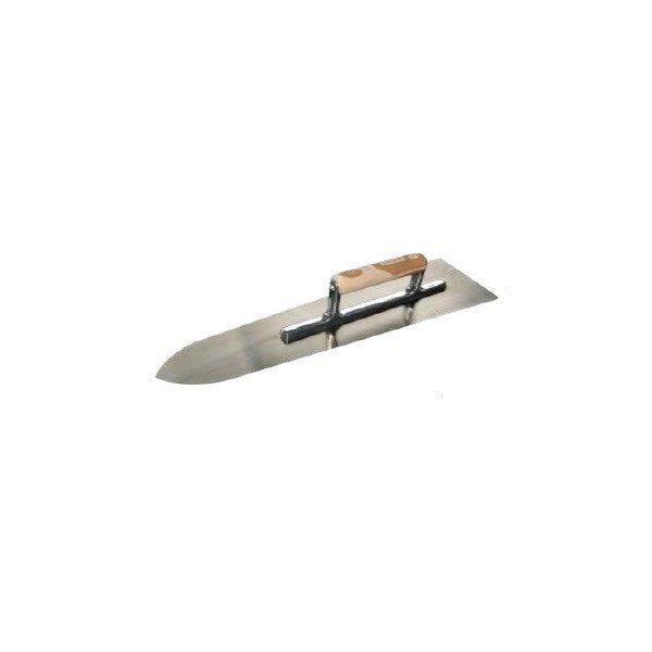 Llana especial para nivelar con mango de madera FSC, de medidas 40 o 60cm, especial pavimentos y suelos