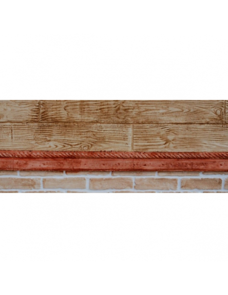 vertical cladding mold