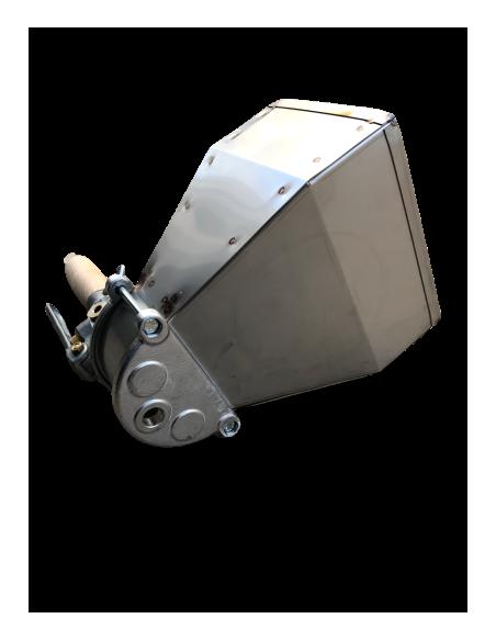 plastering machine projecting mortar