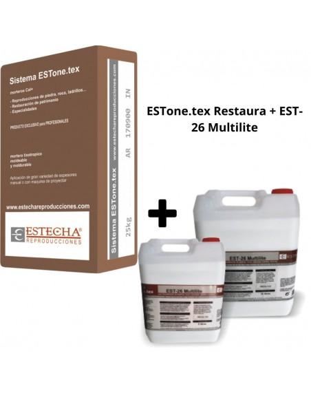 ESTone.tex Restores additive with EST-26 Multilite