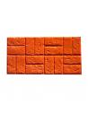 brick basketry mold