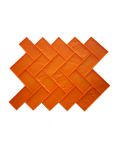 spike brick mold