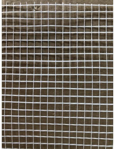 Fiberglass anti-crack mesh