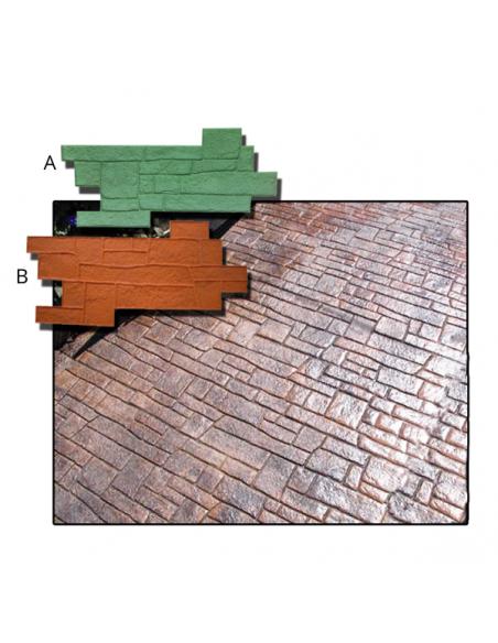 decorative flooring stamps