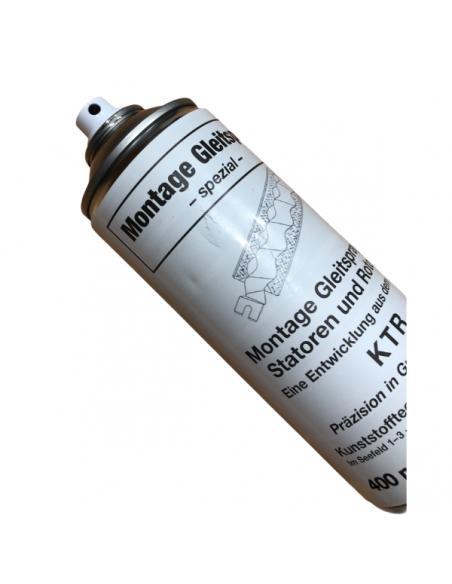 worm pump lubricant spray
