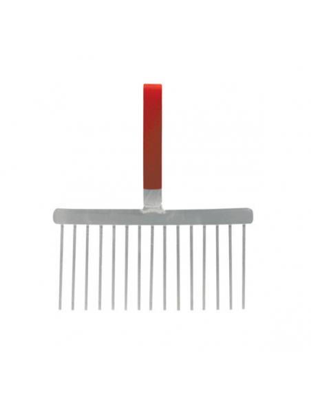 scarifier with steel handle