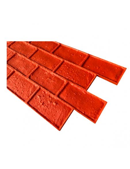 artificial brick stamp