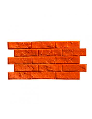 brick wall stamp