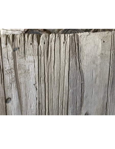 reproduction of wood with mortar txt