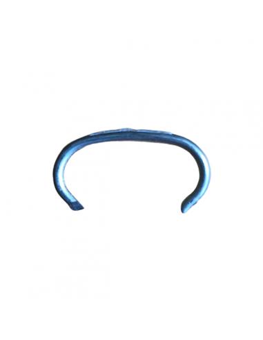 staples for pneumatic bander