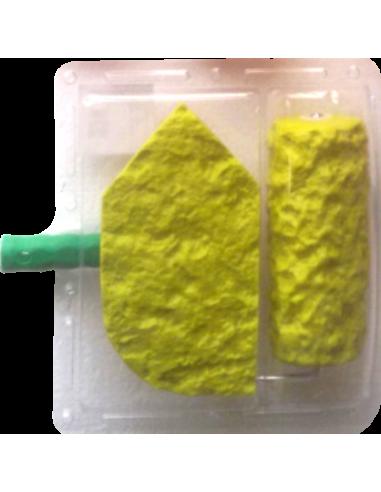 Rock texture mold kit
