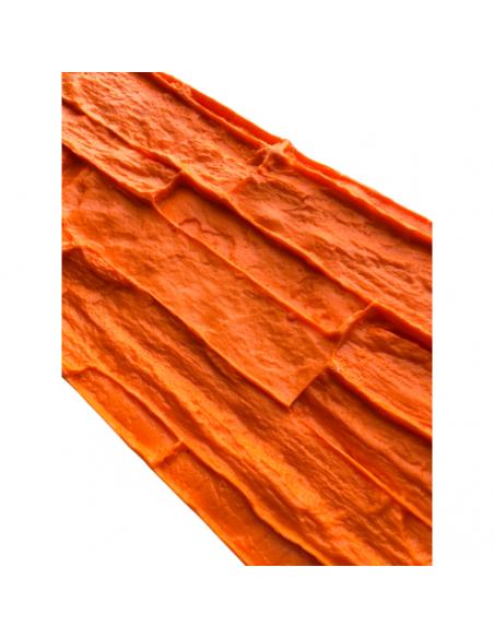 vertical cladding stamp
