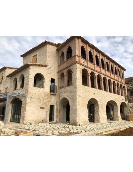 Rehabilitación de fachada con mortero txt ESTone.tex Restaura