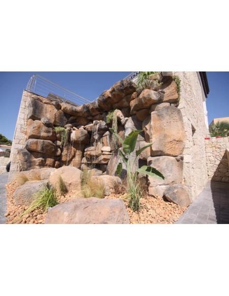 Reproducción de roca con mortero temático ESTone.tex Extreme