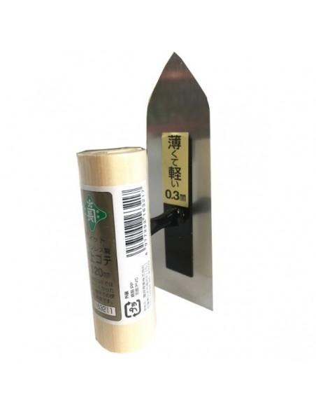 Japanese stainless steel trowel