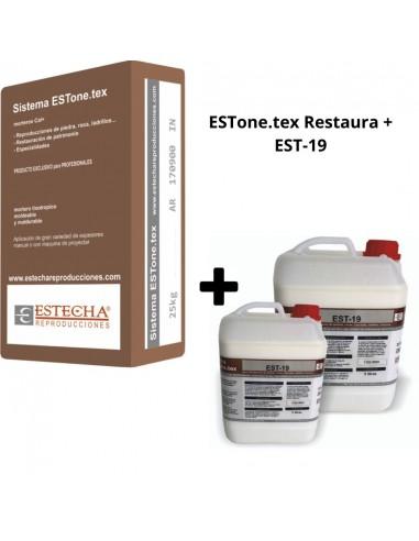 Thin-layer mortar for polystyrene ESTone.tex-ForteMix