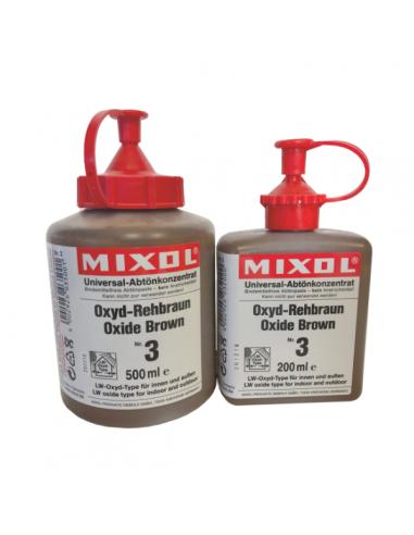 Tintes Mixol Marrón Ciervo Óxido