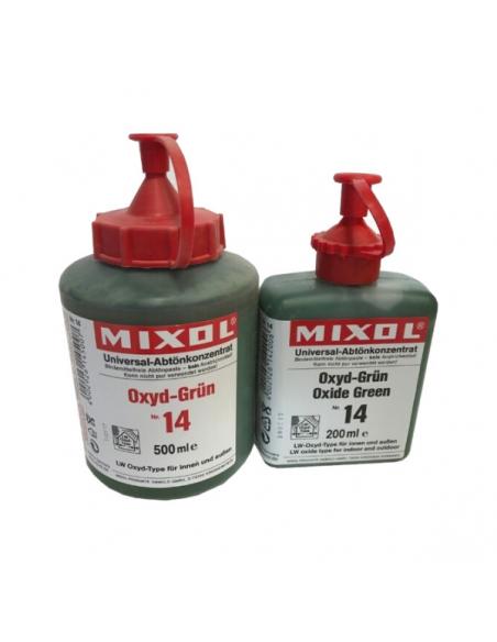 Mixol Green Oxide Dyes