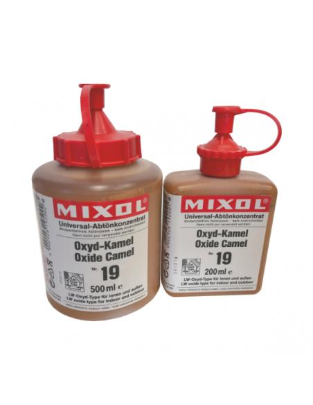 Mixol Camel Oxide Dyes