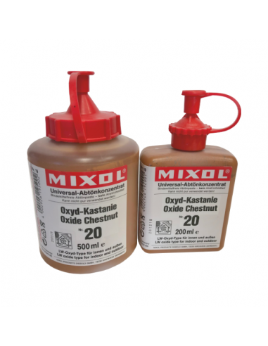 Mixol Brown Oxide Dyes