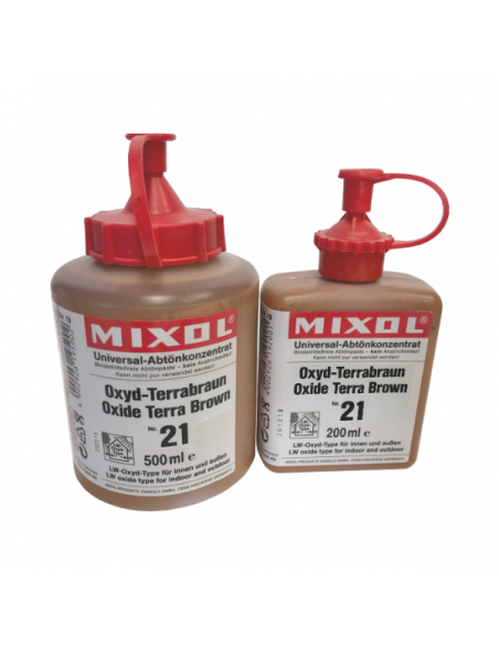 Mixol Dyes Brown Earth Oxide