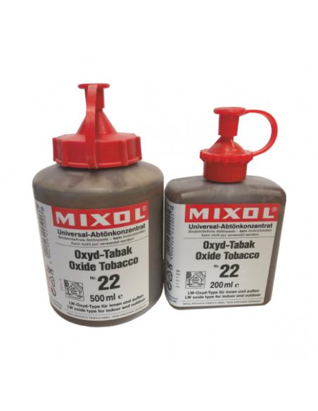 Mixol Tobacco Oxide Dyes