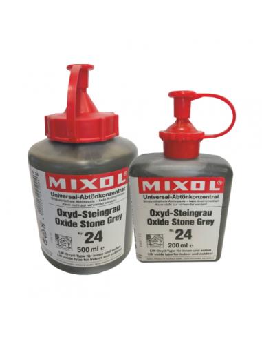 Mixol Gray Stone Oxide Dyes