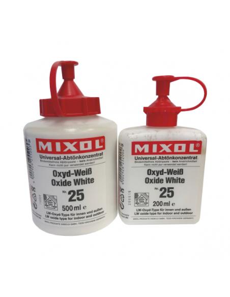 Mixol White Oxide Dyes