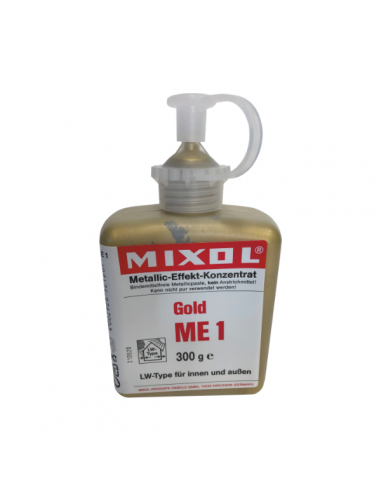 Mixol Gold dyes mineral pigments