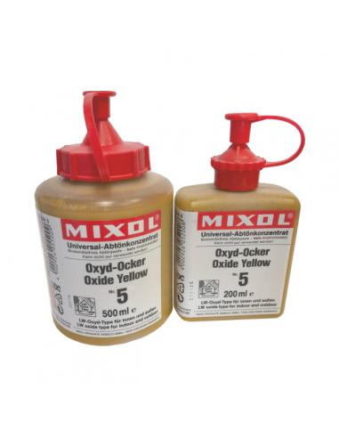 Mixol Ocher dyes mineral pigments