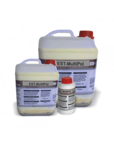 EST-Multipol nano acrylate color glaze