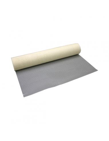 Malla anti-fisuras de fibra de vidrio para morteros y revocos