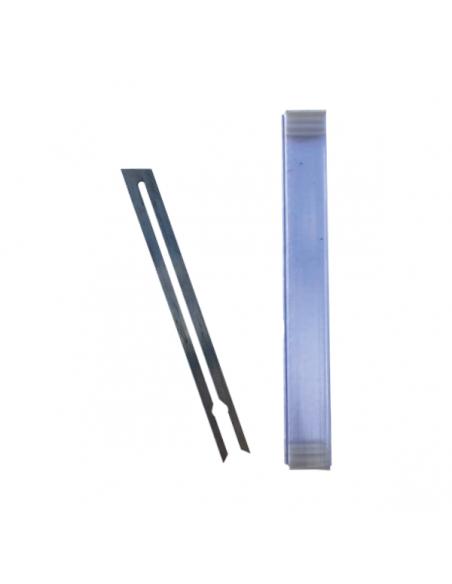 10.5 cm rigid blade