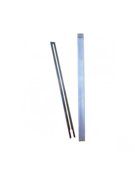 25 cm rigid blade