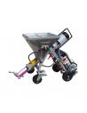 UP-SIRIUS PLUS mortar and plaster spraying machine