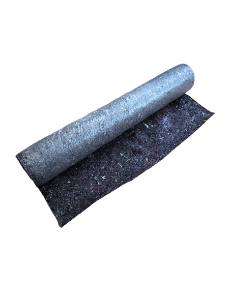 roll of protective felt