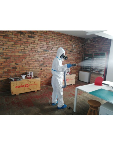 Desinfectante coronavirus