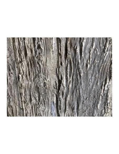 Wood texture mold