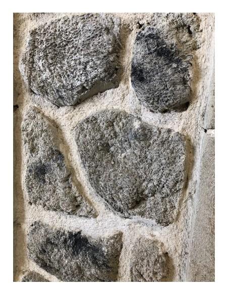 imitation volcanic stone