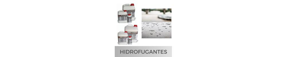Hidrofugantes para morteros, pavimentos, microcementos, piedra natural