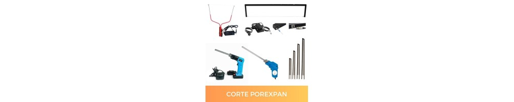 Tools for cutting EPS and XPS polystyrene of any density