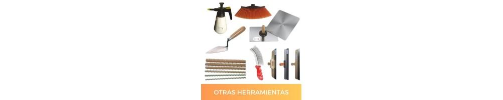 Otras herramientas para tematización, decoración, restauración, etc