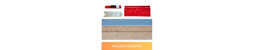 Border and trim molds