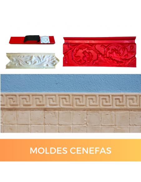 Border molds