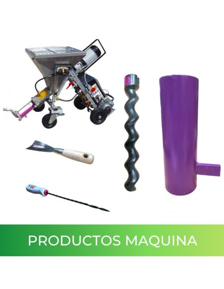 Productos maquina