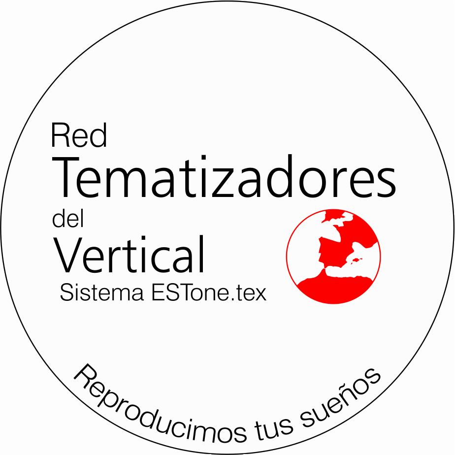 Red Estecha Tematizadores del Vertical