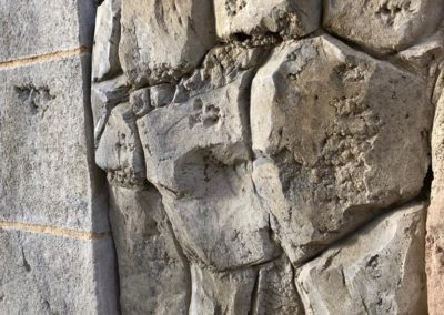 moldes para roca artificial